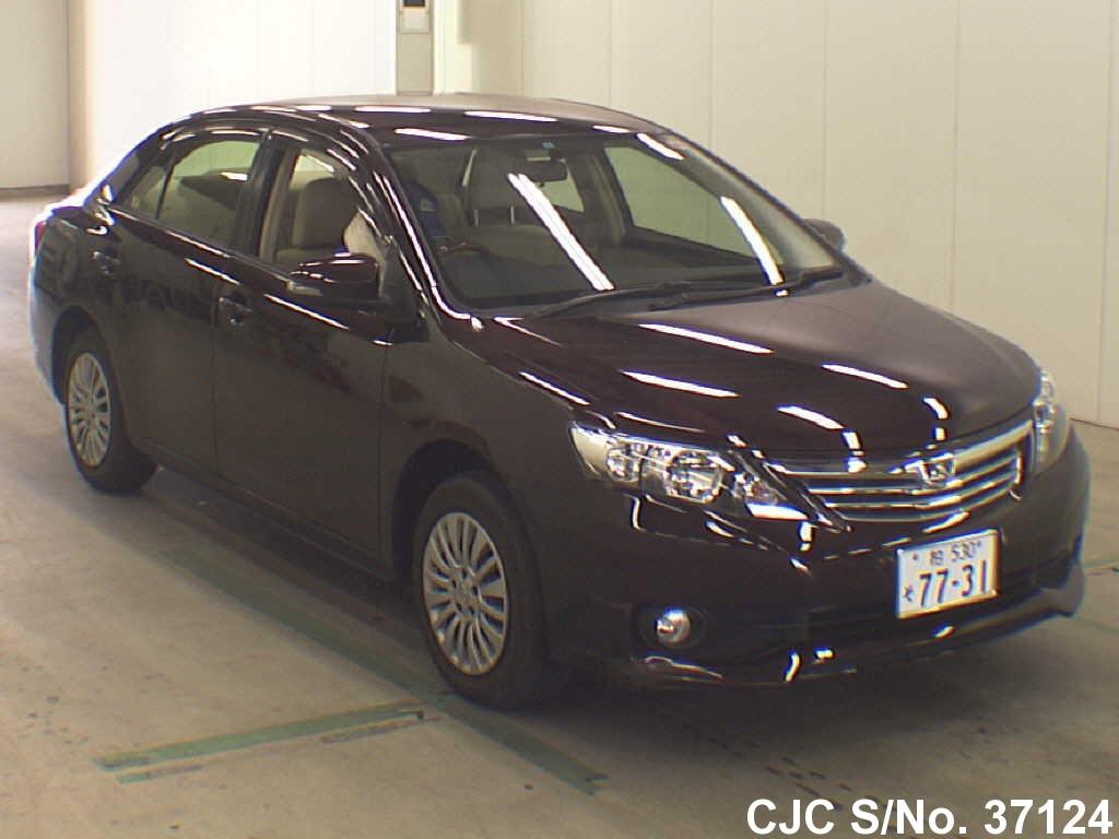 Toyota / Allion 2013 1.5 Petrol