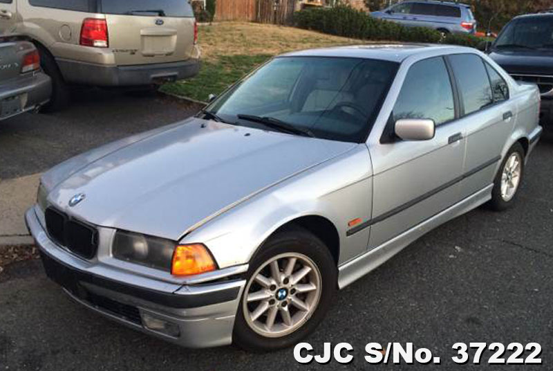 1998 left hand bmw 3 series silver for sale stock no 37222 left hand used cars exporter. Black Bedroom Furniture Sets. Home Design Ideas