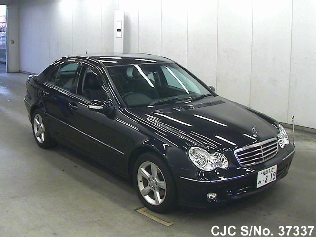 2005 mercedes benz c class black for sale stock no for 2005 mercedes benz c class
