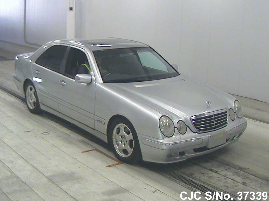 2000 mercedes benz e class silver for sale stock no for 2000 mercedes benz e class