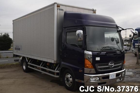 2007 Hino / Ranger Stock No. 37376