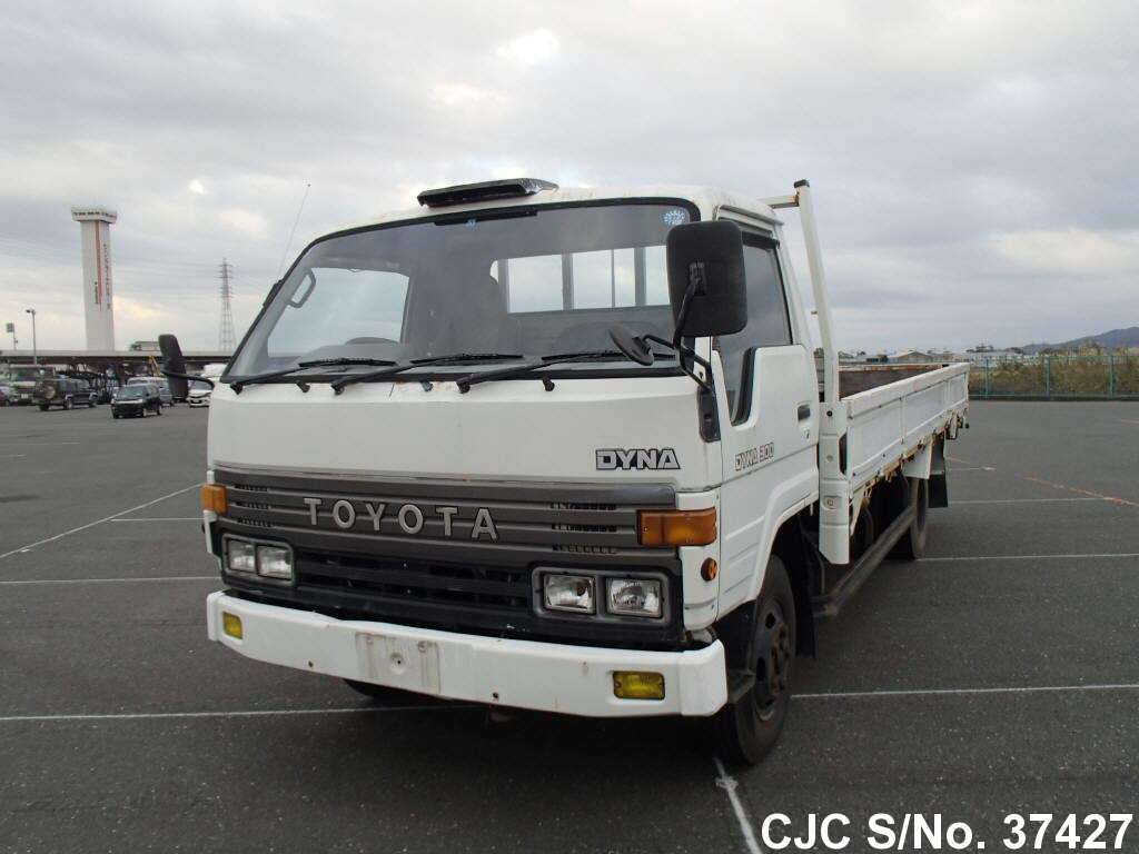 1991 toyota dyna truck for sale stock no 37427 japanese used cars exporter. Black Bedroom Furniture Sets. Home Design Ideas
