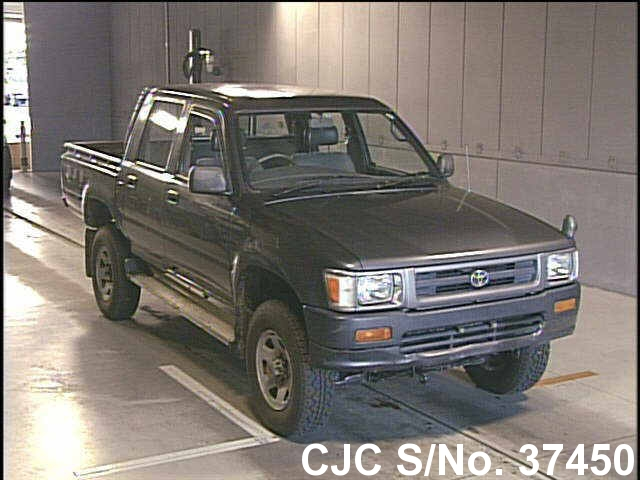 1993 toyota hilux truck for sale stock no 37450 japanese used cars exporter. Black Bedroom Furniture Sets. Home Design Ideas