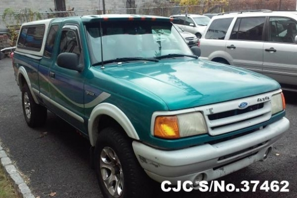 1993 left hand ford ranger green for sale stock no 37462 left hand used cars exporter. Black Bedroom Furniture Sets. Home Design Ideas