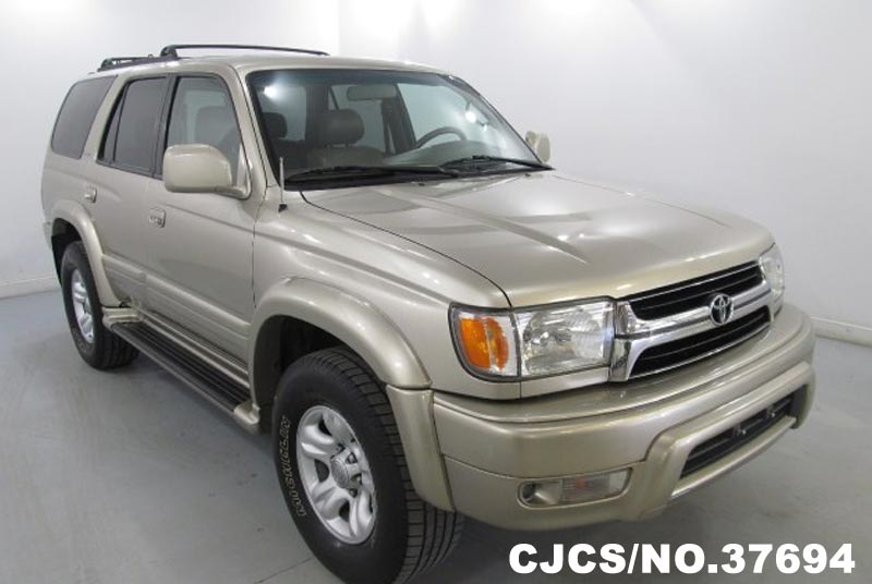 Used 4runner For Sale >> 2002 Left Hand Toyota Hilux Surf/ 4Runner Gold for sale | Stock No. 37694 | Left Hand Used Cars ...