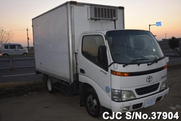 2001 Toyota / Dyna Stock No. 37904