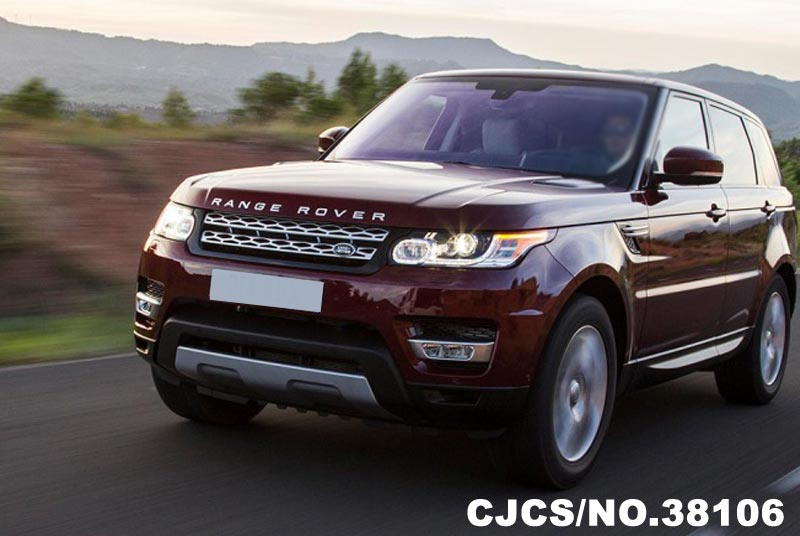 brand new 2016 left hand land rover range rover red for sale stock no 38106 left hand used. Black Bedroom Furniture Sets. Home Design Ideas