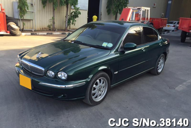 2004 Jaguar / X-Type Stock No. 38140