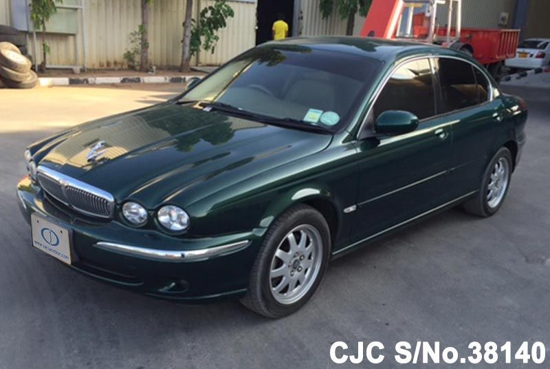 2004 Jaguar / X-Type Stock No. 38140