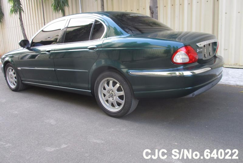 2004 model Jaguar X-Type for Diplomats