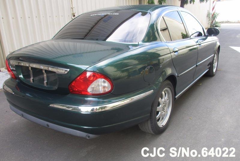 Jaguar cars for diplomats