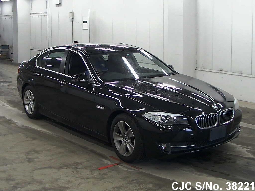 2010 bmw 5 series black for sale stock no 38221. Black Bedroom Furniture Sets. Home Design Ideas