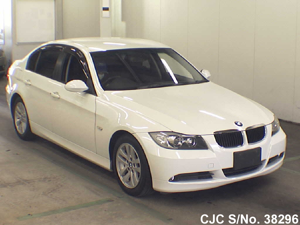 2006 bmw 3 series white for sale stock no 38296. Black Bedroom Furniture Sets. Home Design Ideas