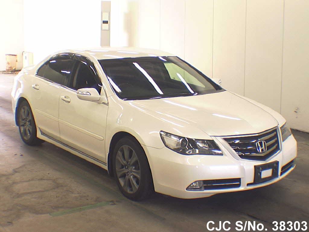 2008 Honda Legend Pearl for sale | Stock No. 38303 ...