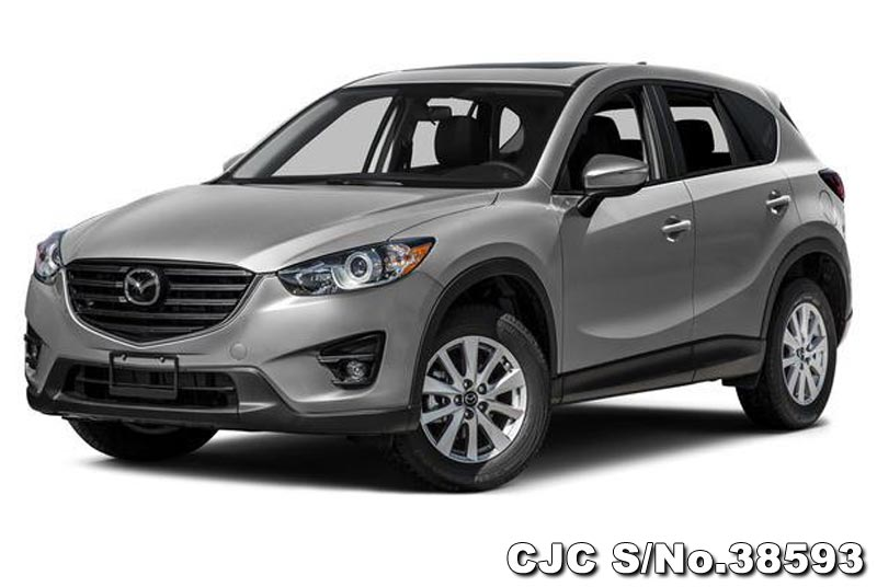 2016 left hand mazda cx 5 grand touring silver metallic for sale stock no 38593 left hand. Black Bedroom Furniture Sets. Home Design Ideas