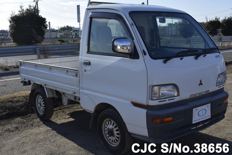 Mitsubishi / Minicab 1997 0.66 Petrol