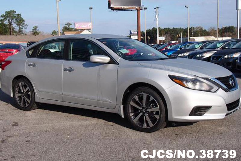 Brand New 2016 Left Hand Nissan Altima Silver For Sale Stock No 38739 Left Hand Used Cars