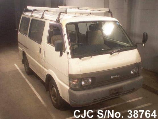 1998 Mazda Bongo White for sale | Stock No. 38764 | Japanese Used Cars Exporter