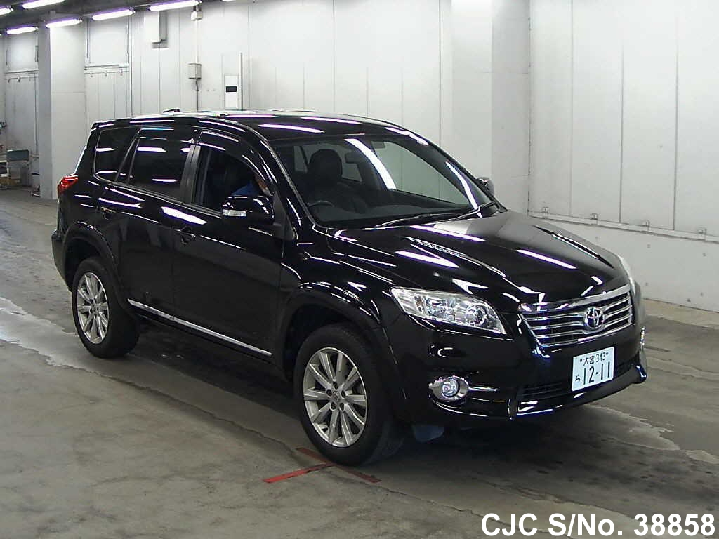 2011 Toyota Vanguard Black for sale | Stock No. 38858 ...