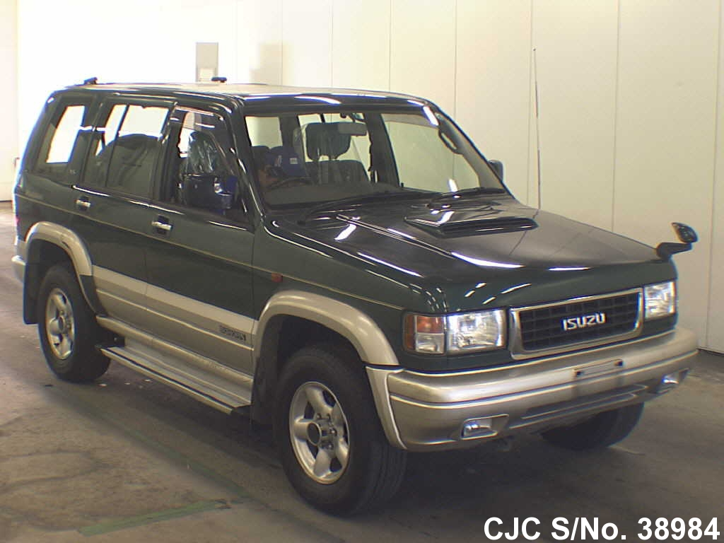 1997 isuzu bighorn trooper stock no 38984