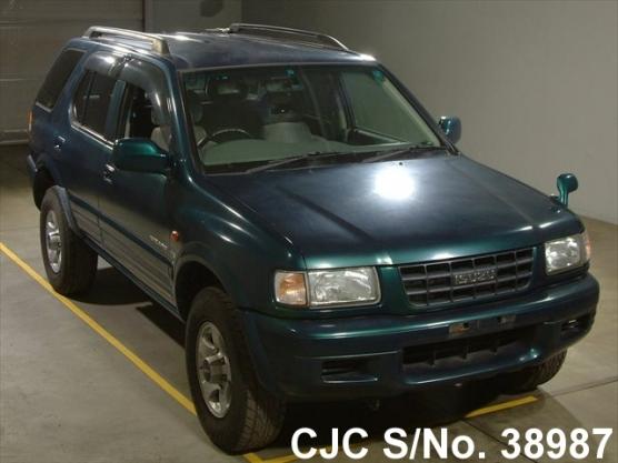 1999 Isuzu Wizard Green for sale | Stock No  38987