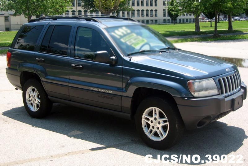 2004 left hand jeep grand cherokee blue metallic for sale stock no 39022 left hand used. Black Bedroom Furniture Sets. Home Design Ideas