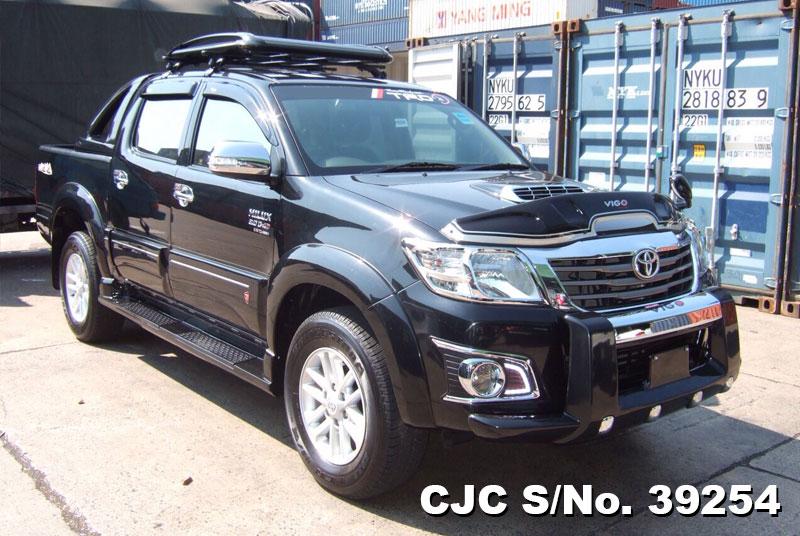 2012 toyota hilux vigo truck for sale stock no 39254 japanese Toyota Hilux Diesel