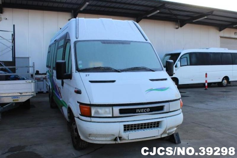2003 Left Hand Iveco Daily White For Sale Stock No