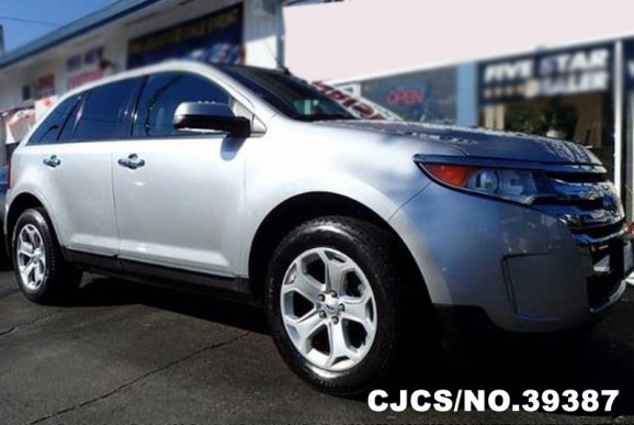 2011 Left Hand Ford Edge Silver For Sale Stock No 39387 Left Hand Used Cars Exporter