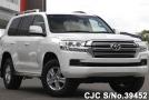 2015 Toyota / Land Cruiser Stock No. 39452