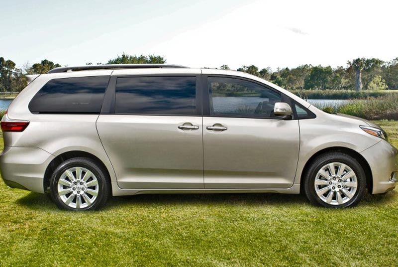 brand new 2016 left hand toyota sienna beige metallic for sale stock no 39470 left hand. Black Bedroom Furniture Sets. Home Design Ideas