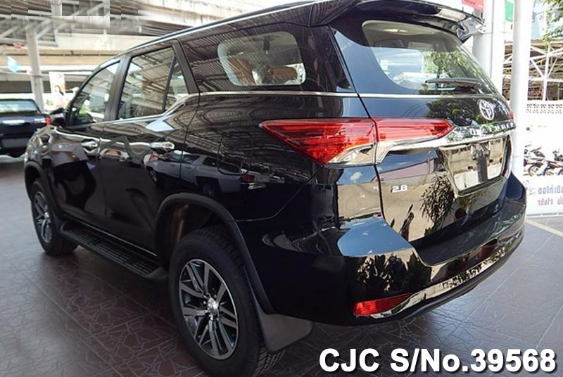 Brand New Toyota Fortuner