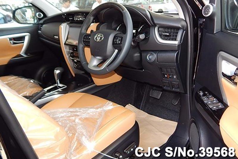 Brand New Toyota Fortuner steering
