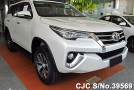2015 Toyota / Fortuner Stock No. 39569