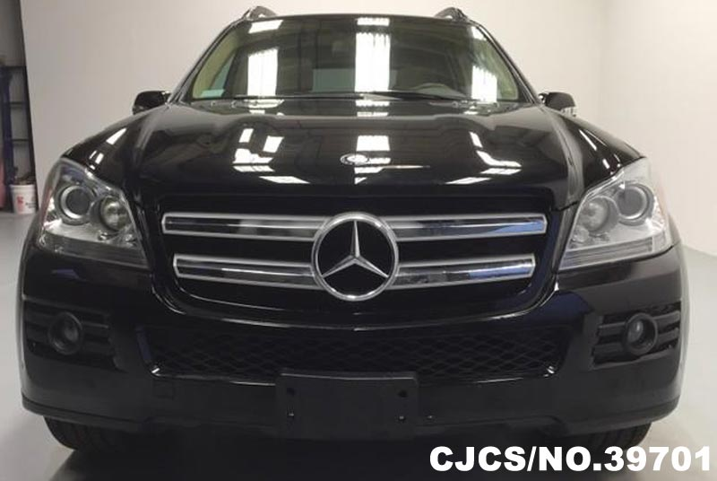 2007 left hand mercedes benz gl class black for sale for 2007 mercedes benz gl class for sale