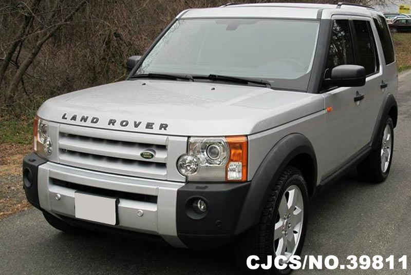 2006 left hand land rover lr3 silver for sale stock no 39811 left hand used cars exporter. Black Bedroom Furniture Sets. Home Design Ideas
