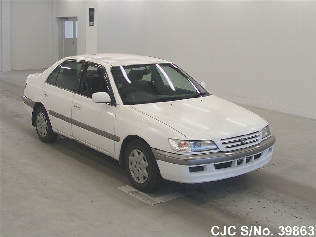 1996 Toyota Corona Premio White For Sale