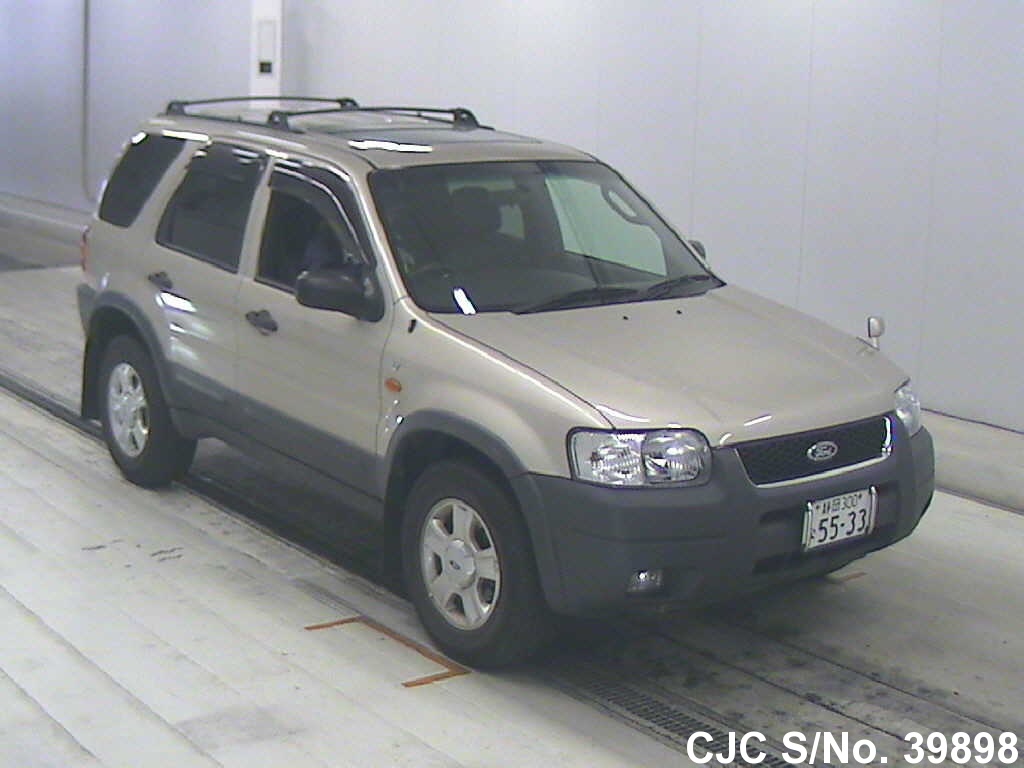 2003 ford escape stock no 39898