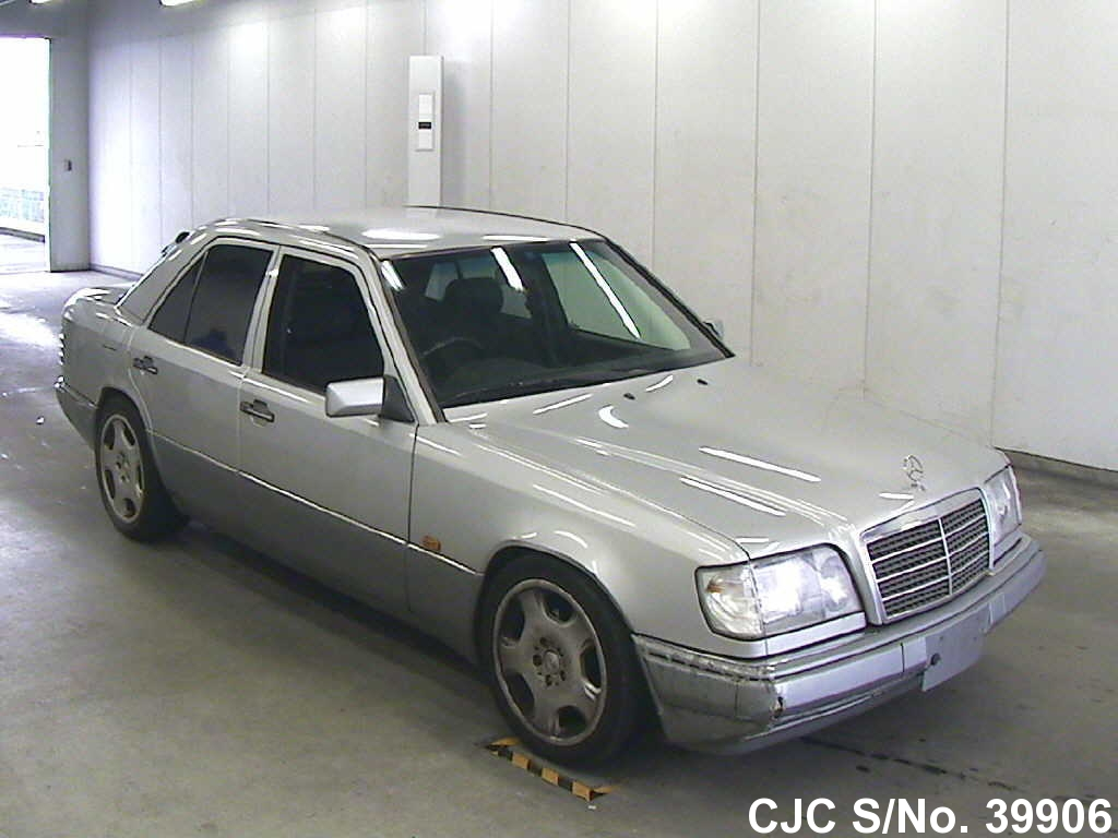 1994 mercedes benz e class silver for sale stock no for 1994 mercedes benz e class