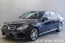 2015 Mercedes Benz / E Class Stock No. 40006