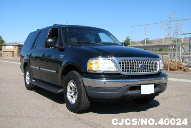 2000 left hand ford expedition black for sale stock no 40024 left hand used cars exporter. Black Bedroom Furniture Sets. Home Design Ideas