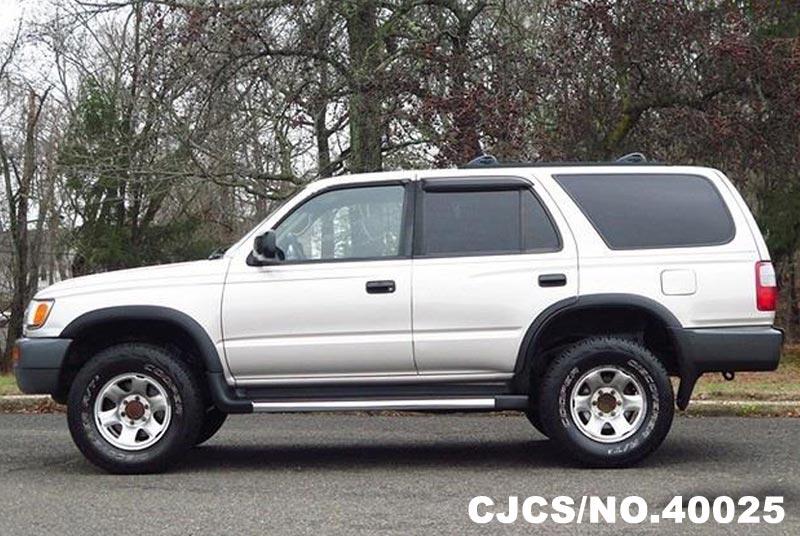 1998 Left Hand Toyota 4Runner White for sale