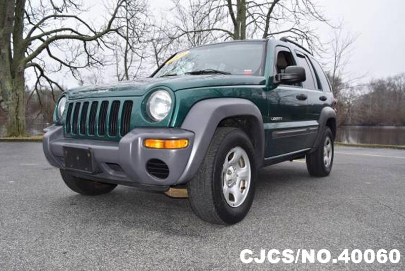 2006 left hand jeep liberty green for sale stock no 40060 left hand used cars exporter. Black Bedroom Furniture Sets. Home Design Ideas