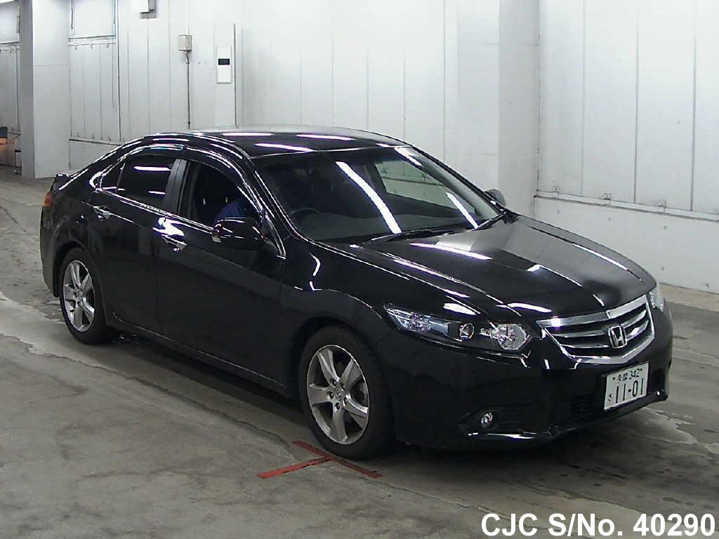 2012 honda accord black for sale stock no 40290 japanese used cars exporter. Black Bedroom Furniture Sets. Home Design Ideas