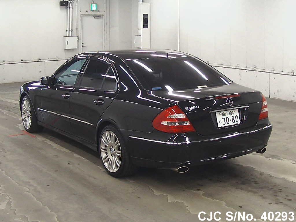 2006 mercedes benz e class black for sale stock no for Mercedes benz e class black