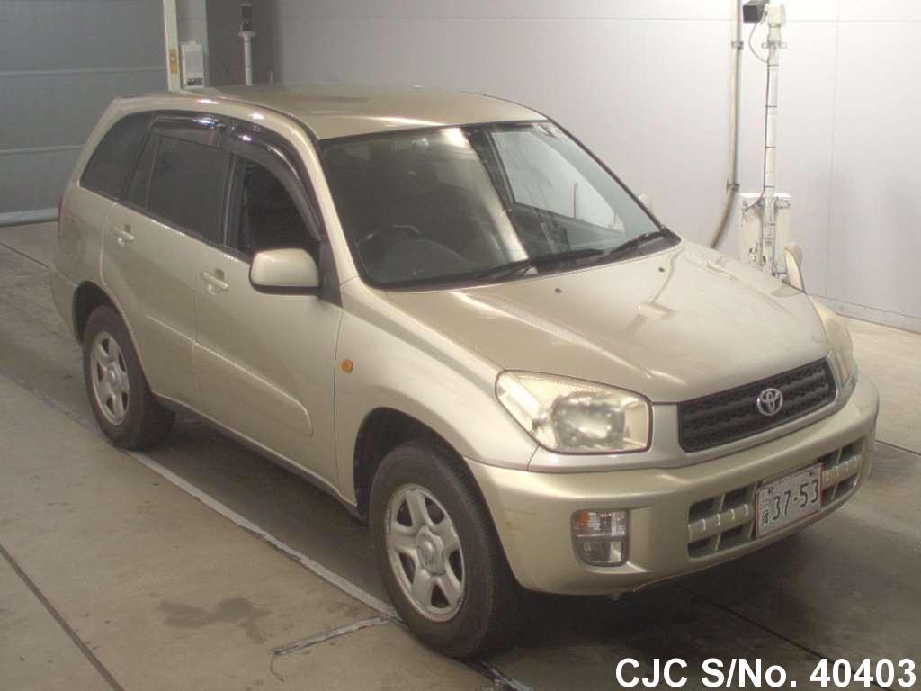 2002 toyota rav4 stock no 40403