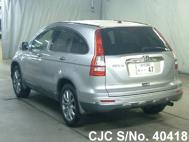 2011 honda crv light blue for sale stock no 40418 japanese used cars exporter. Black Bedroom Furniture Sets. Home Design Ideas