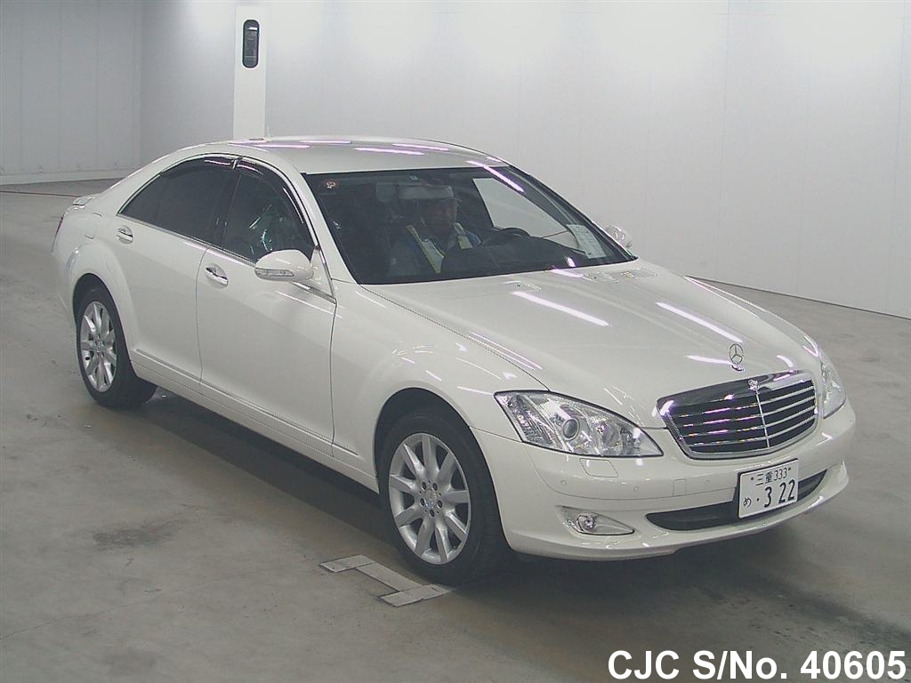 on stock long in car a mytishchi oblast district benz used street stand s moscow interior class of photo designo mercedes