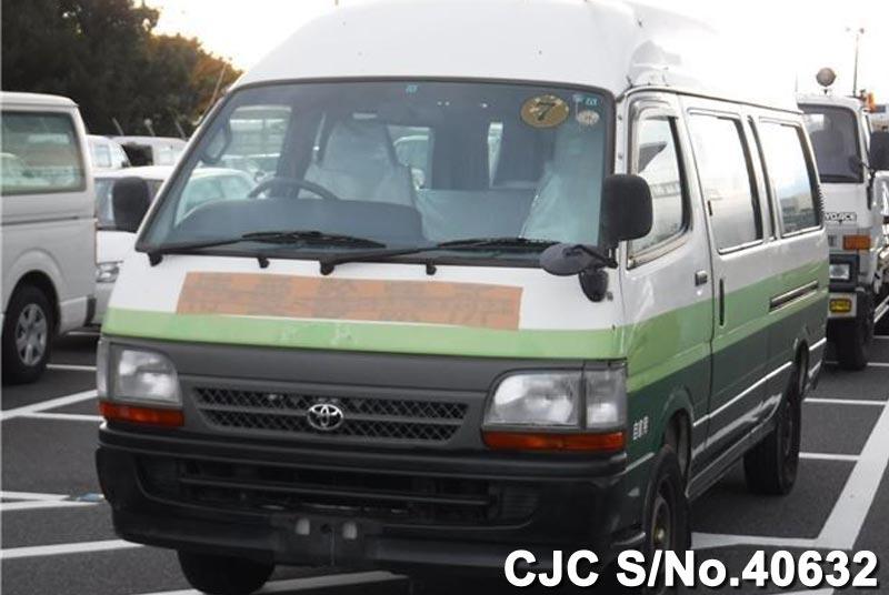 5635e6e414 1998 Toyota Hiace White 2 Tone for sale