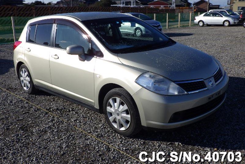 Nissan / Tiida 2007 1.5 Petrol